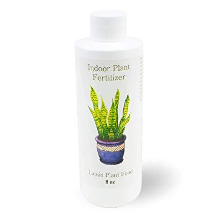 fertilizer for your houseplant